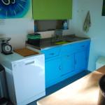 The Woodland Cabin Kitchen