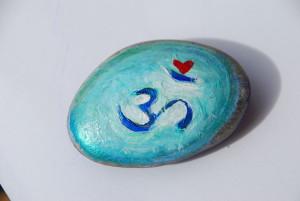 Om stone