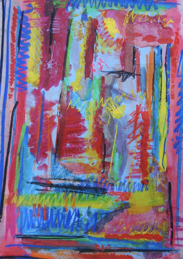 Chaos in Colour A2